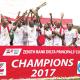 Stars light up Zenith Bank/Delta Principals' Cup final