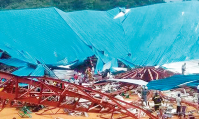 A'Ibom church tragedy: I'll never set my foot in that