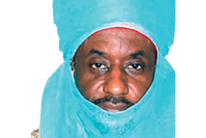 Emir Sanusi sues Kano anti-graft agency from probing his financial dealings - New Telegraph Newspaper