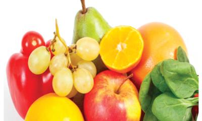 Eat more fruits, vegetables for healthier arteries