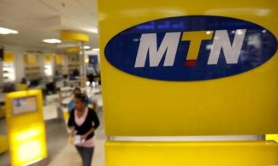 MTN's shares surge as Nigeria softens tone on $8.1bn claim