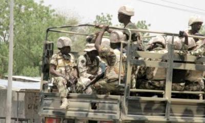 Troops kill 58 bandits, lose two men