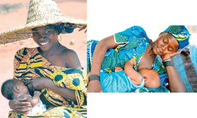 Breastfeeding: Between right and decency