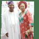 Adebutu celebrates wife, kofoworola at 40