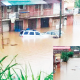 Houses, vehicles submerged in Ibadan downpour