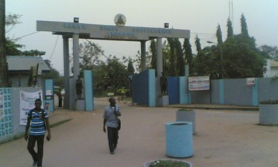 Strike: LASPOTECH staff want management, governing council sacked
