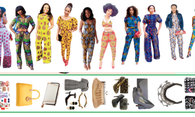Print jumpsuit styles to die for