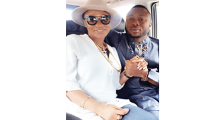 Tonto Dikeh, Churchill saga gets messier, actress indicts mother-in-law