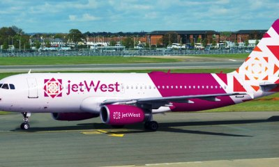 Nigeria's newest low-cost airline, Jetwest,  prepares for take off