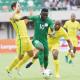 Ex-internationals charge Eagles to win against Bafana Bafana