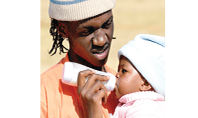 More men involved in parenting than ever before – Survey