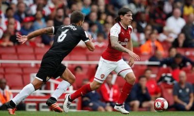 Arsenal lose, still lift Emirates Cup