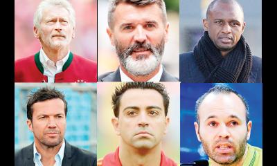 Greatest midfielders in history