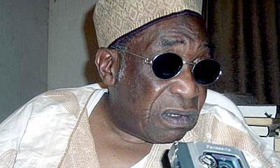 Second Republic won't have collapsed with Sule as president –Fasehun