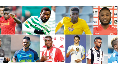 Nigerian millionaire stars that changed clubs this summer