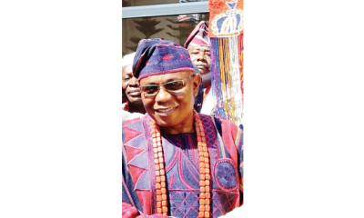 Oba Aladetoyinbo commends Goldberg's cultural initiatives