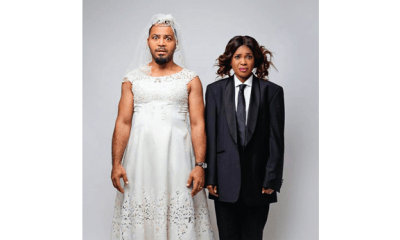 Ramsey Noah and Omoni Oboli star as power couple
