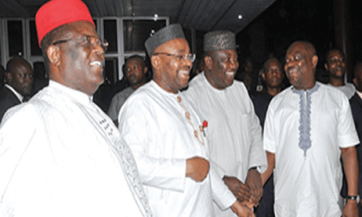 S'East/S'South govs renew hope of integration