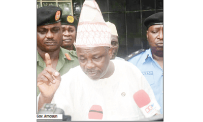 Ogun community protests over land grabbing, wants monarch removed