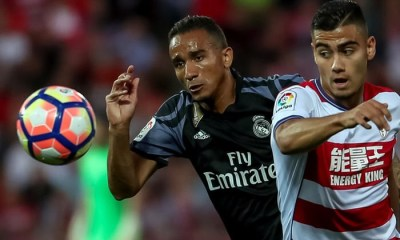 Man City seal signing of Madrid right-back, Danilo, for £26.5m