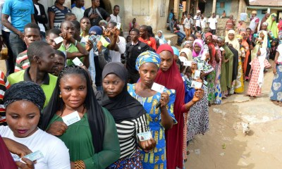 Voter inducement on the prowl, says YIAGA Africa