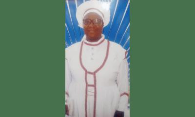 I wept bitterly over my husband's calling –Apostle Funsho Adedeji