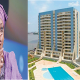 And Diezani dazzles…