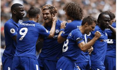 Champions Chelsea bounce back to beat Tottenham