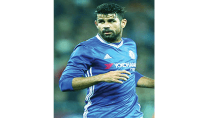 Costa aims dig at Atletico, set to review decision not to return to Chelsea