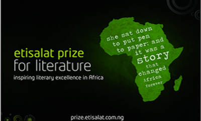 Etisalat Prize for Literature rebrands to 9mobile Prize for Literature