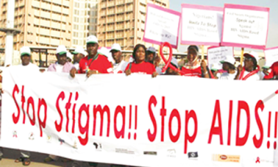 HIV/AIDS EXPLOSION: Stigma, our biggest challenge –Patients