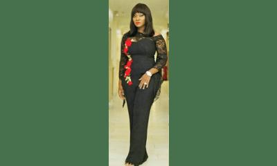 Mercy Johnson gives back to Kogi youths