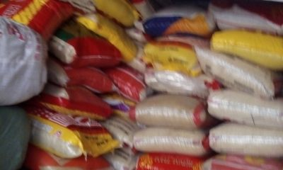 Smuggling as bane of rice sufficiency agenda
