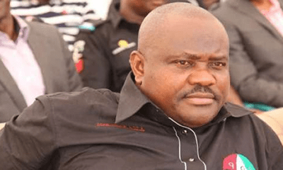 God's intervention keeps me in office as gov, says Wike
