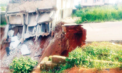 GULLY EROSION: A DISASTER FORETOLD