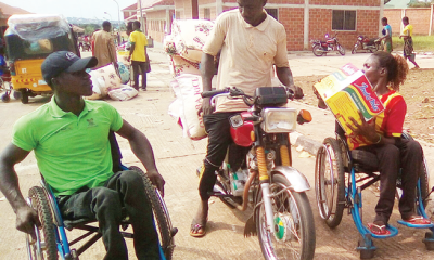 Benue flood: 250 IDPs return home
