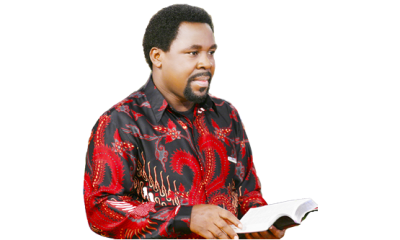 Rescued deportees from Libya find solace in T.B Joshua