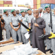 Weapons seizure: The Turkey 'generosity….  'Customs intercepted 2,671 pump-action rifles since January'