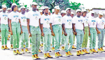 For the safety of corps members