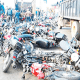 Taskforce impounds 163 motorcycles, arrests 29 cyclists