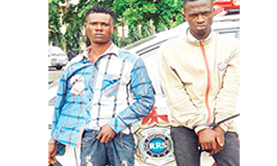 'I was arrested after robbing pastor of N6,000'