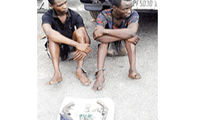 We always rape female victims –Suspects