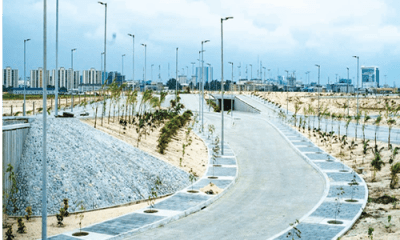 Reclamation: Lagos emerging water cities