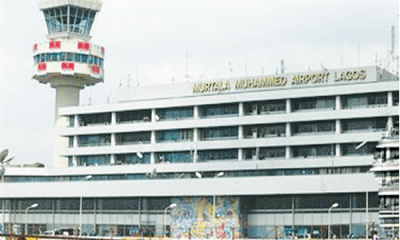 Import of Lagos, Abuja airport certification