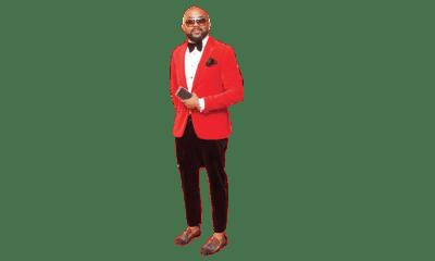 Banky W: Red carpet head turner