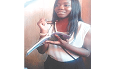 18-year-old Nigerian launches 'Tales of an Uber Minor in College'