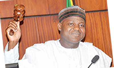 No threat to 2019 election funds – Speaker Dogara