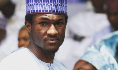Yusuf Buhari is doing well, Buhari's daughter says