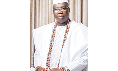 Insecurity: IGP parleys with Aare Gani Adams on security