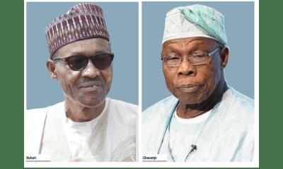 Buhari, Obasanjo, world leaders mourn as Mugabe dies at 95